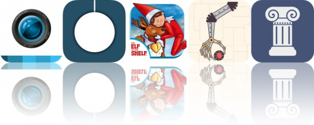 Today's Apps Gone Free: PicShop HD, Floof, Elf Pets Virtual Reindeer and More
