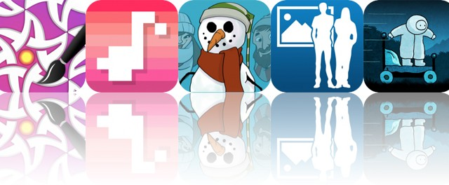 Today's Apps Gone Free: iOrnament, Harmony 3, Everyday People and More