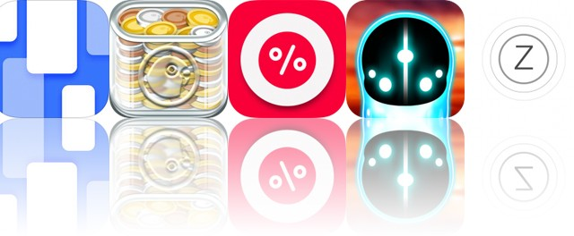 Today's Apps Gone Free: SmartCards, Savings Goals, DiscountApp and More