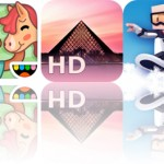 Today's Apps Gone Free: Flowing, Toca Life: Stable, Louvre HD and More