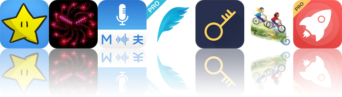 Today's Apps Gone Free: Star Thief, HappyClock, Multi Translate and More