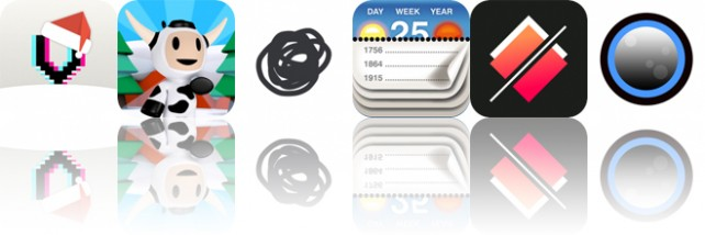 Today's Apps Gone Free: OLDV, Sherman the Alaskan Cow, Drwer and More