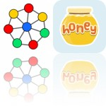 Today's Apps Gone Free: Breakeroids, Chrome-8, Honey Stickers and More