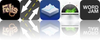 Today's Apps Gone Free: Felis, EasyRoute, Fitness AR and More