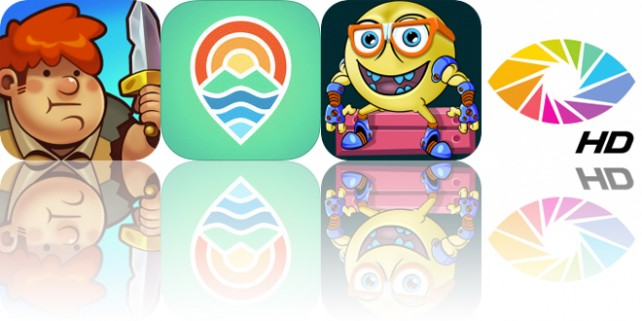 photo image Today's Apps Gone Free: Downgeon Quest, Discover Maui, Math Balance and More