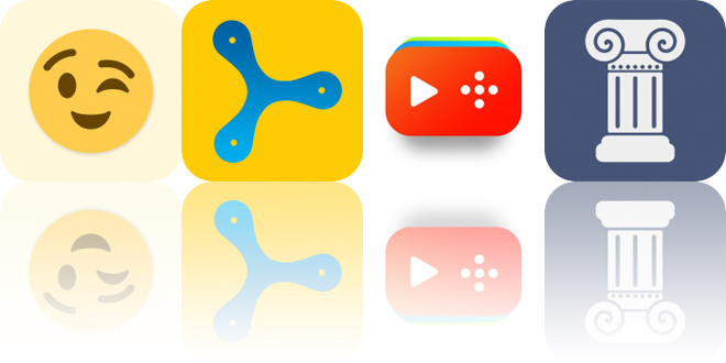 Today's Apps Gone Free: Emoji Names, Braintoss, Funnel and More