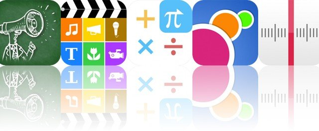 Today's Apps Gone Free: Activate Your Voice, Videocraft, CALC Swift and More