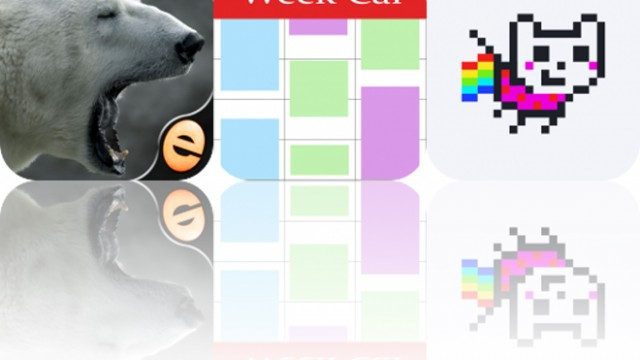 Today's Apps Gone Free: Jigsaw Wonder Polar Bears, Week Calendar and Teletext Stickies