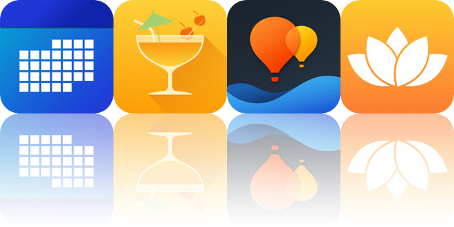 Today's Apps Gone Free: The Grid, Open Bar, Superimpose X and More