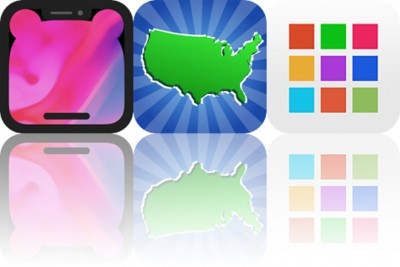Today's Apps Gone Free: Custom Notch, Geography Duel and Intraboom