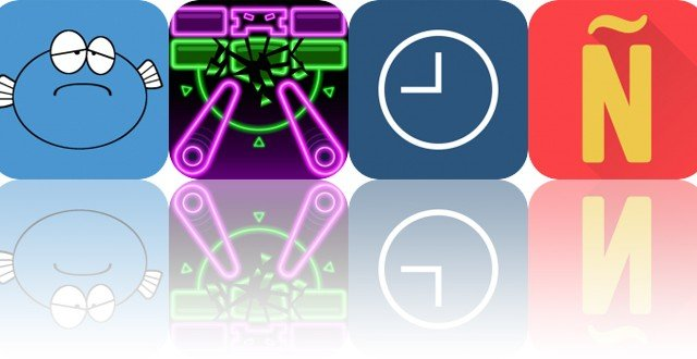Today's Apps Gone Free: Carp, Pinball Breaker Forever, Time Manager and More