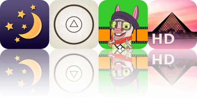 Today's Apps Gone Free: Moon Calendar, Mathematical Run, MovieToons and More