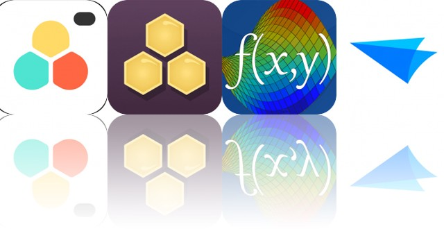 Today's Apps Gone Free: Little Nugget, Aurum, Visual Math 4D and More