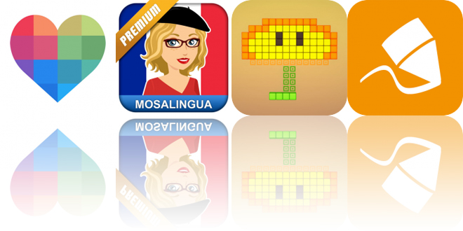 Today's Apps Gone Free: Brightly, MosaLingua, Cubes and More