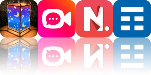 Today's Apps Gone Free: Spinning Lamp, Clipomatic, Noted and More