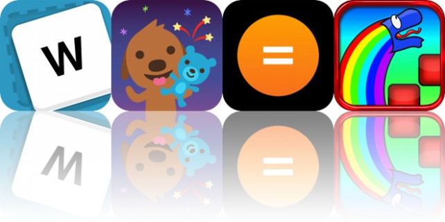 Today's Apps Gone Free: Wordid, Sago Mini Friends, Kalkyl and More