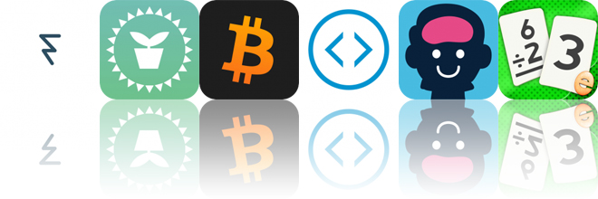 Today's Apps Gone Free: Prompts, Plant Light Meter, Crypto and More