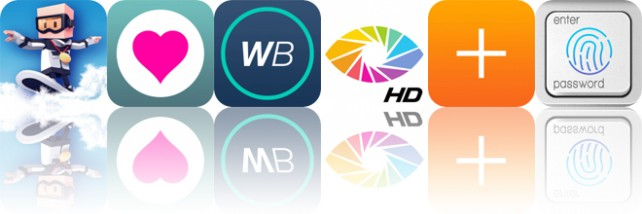 Today's Apps Gone Free: Flick Champions Winter Sports, Hear My Baby, WorkBreaker and More