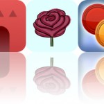 Today's Apps Gone Free: Countdown to Big Events, Sero, Flower Bouquet Stickers and More