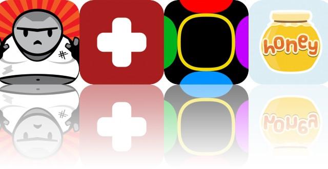 Today's Apps Gone Free: Thundergut's Revenge, Monogram, Mind Magnets and More