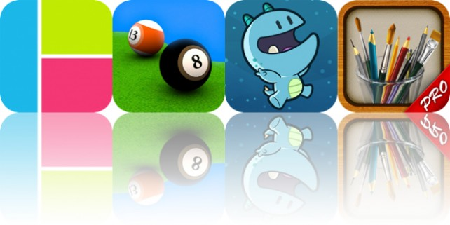 Today's Apps Gone Free: PicFrame, Pool Break 3D, ABC Star and More