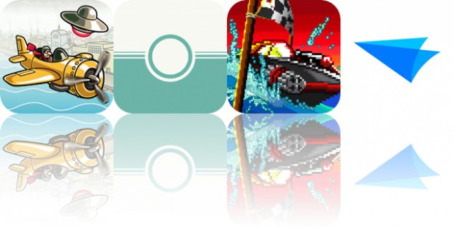 Today's Apps Gone Free: Scrap Hunt, Feelca T, Pixel Boat Rush and More