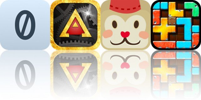 Today's Apps Gone Free: Zero, Aureus Prime, The Playmatic and More