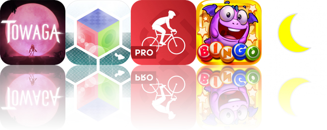 Today's Apps Gone Free: Towaga, Triplicata, Runtastic Road Bike and More