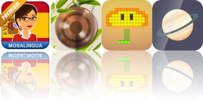 Today's Apps Gone Free: Learn Spanish, Meditation Time, Cubes and More