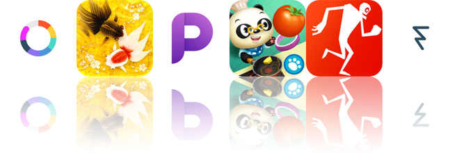 Today's Apps Gone Free: Oflow, Wa Kingyo, Picsew and More