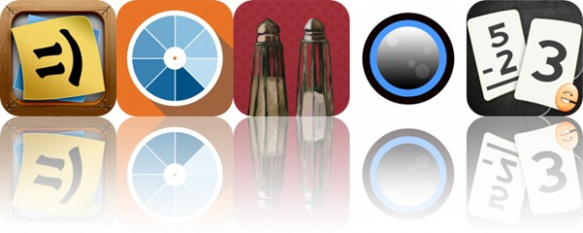 Today's Apps Gone Free: Stickyboard, RAL, Midnight Feast and More