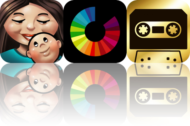 Today's Apps Gone Free: MamaLingua, Fotograf and Cassette