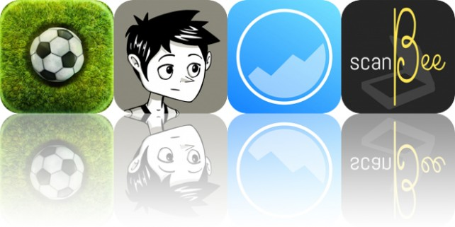 Today's Apps Gone Free: Side Soccer, Better Habits, Desire and More