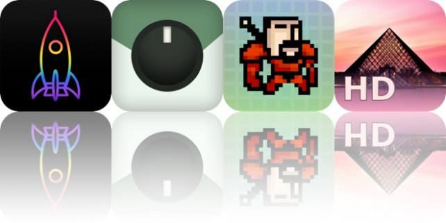 Today's Apps Gone Free: Vectornator, Monotone Delay, Tower of Fortune and More