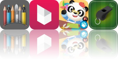Today's Apps Gone Free: Snap Markup, Boximize, Dr. Panda Art Class and More