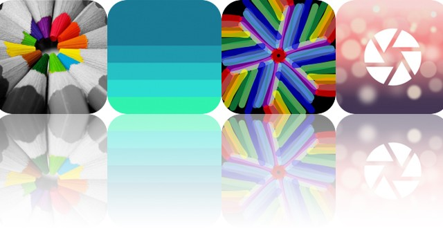 Today's Apps Gone Free: New Color Express, Blue, Doodle Dandy and More