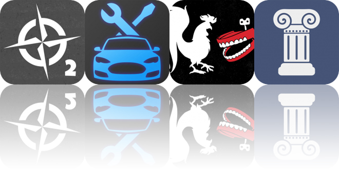 Today's Apps Gone Free: Waypoint, Toolbox, Rooster Teeth Stickers and More