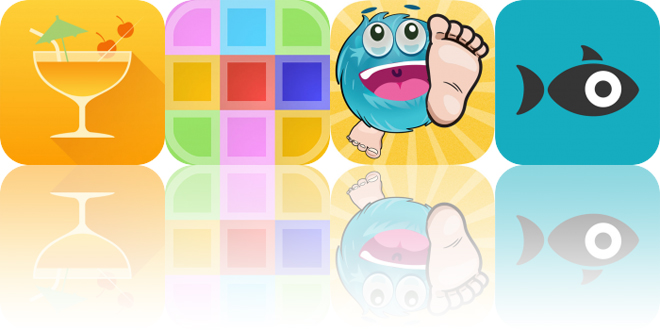 Today's Apps Gone Free: Open Bar, Light Fields and Jump Fuzzy Jump