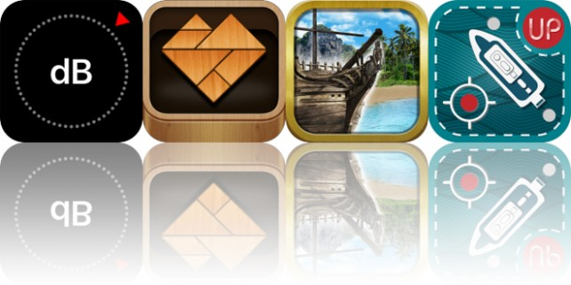 Today's Apps Gone Free: Audiobel, Complete Me, The Hunt for the Lost Ship and More