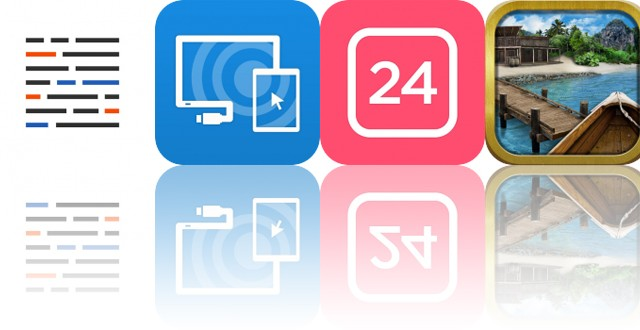 Today's Apps Gone Free: Blink, Splashtop Wired XDisplay, Widget Calendar and More