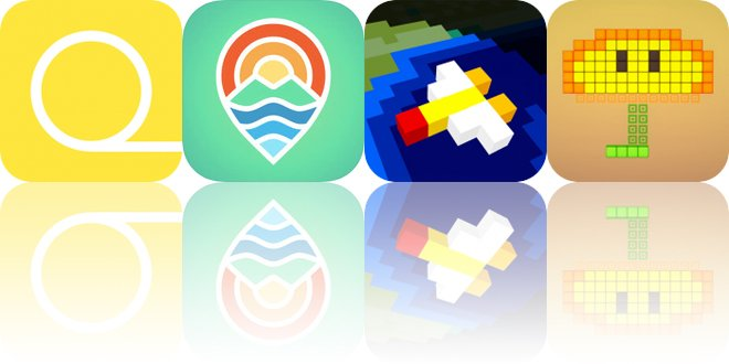 Today's Apps Gone Free: Quotes, Discover Maui, Retroid and More