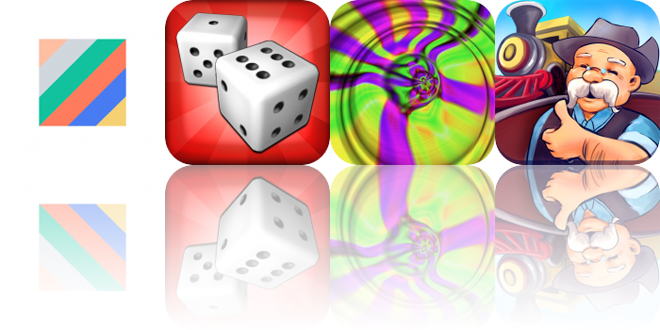 Today's Apps Gone Free: Memory, Backgammon, PirTie and More