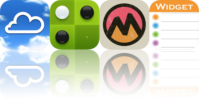 Today's Apps Gone Free: Coton, Fresh Reversi, Mystic and More