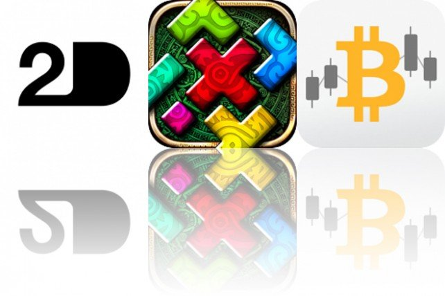 Today's Apps Gone Free: 2D, Montezuma Puzzle and BTC