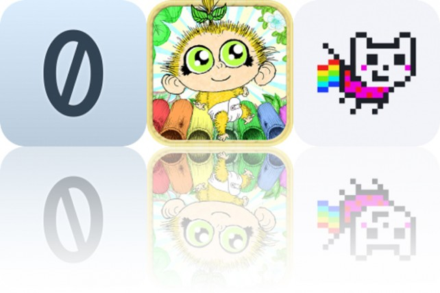 Today's Apps Gone Free: Zero, Jungle Jam and Teletext Stickies