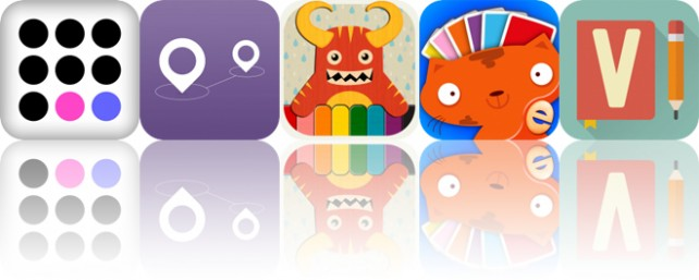 Today's Apps Gone Free: MaxDominator, Pin Points, Xylo and More