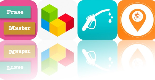 Today's Apps Gone Free: Learn Spanish, Tayasui Blocks, Fuel and More
