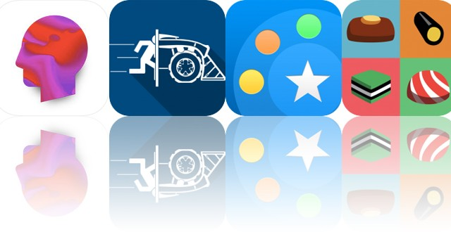 Today's Apps Gone Free: Flows, Tile Rider, Alloy and More