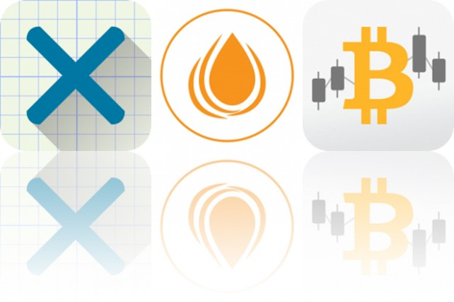 Today's Apps Gone Free: My Multiplication, Best Essential Oils and BTC