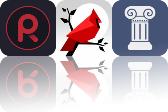 Today's Apps Gone Free: Voice Record, Cardinal Land and History Events